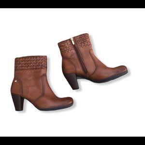 PIKOLINOS Shoes - EUC PIKOLINOs Heeled booties size 36
